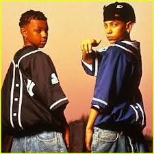 Kriss Kross: as fans remember them