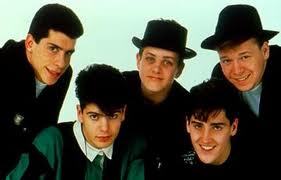 NKOTB: The best boy band ever!