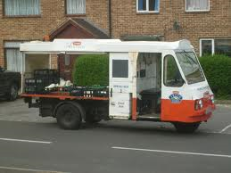 Milk float