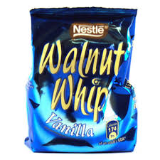 Nestlé's Walnut Whip