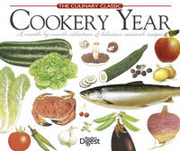 My new copy of the cookery year