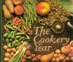 The Cookery Year as I remember it