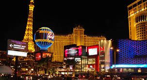Las Vegas: The soon-to-be scene of much musical mayhem!