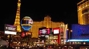 Las Vegas: The soon-to-be scene of much musical mayhem!