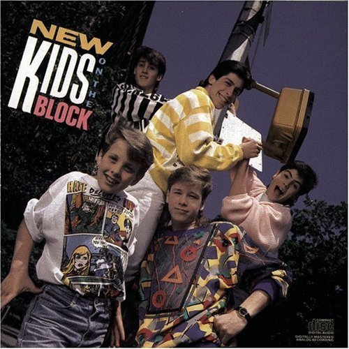 The very first album cover three decades ago
