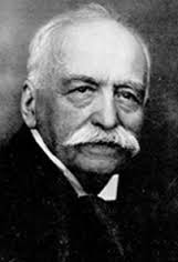 The patron saint of Peach Melbas: George Auguste Escoffier