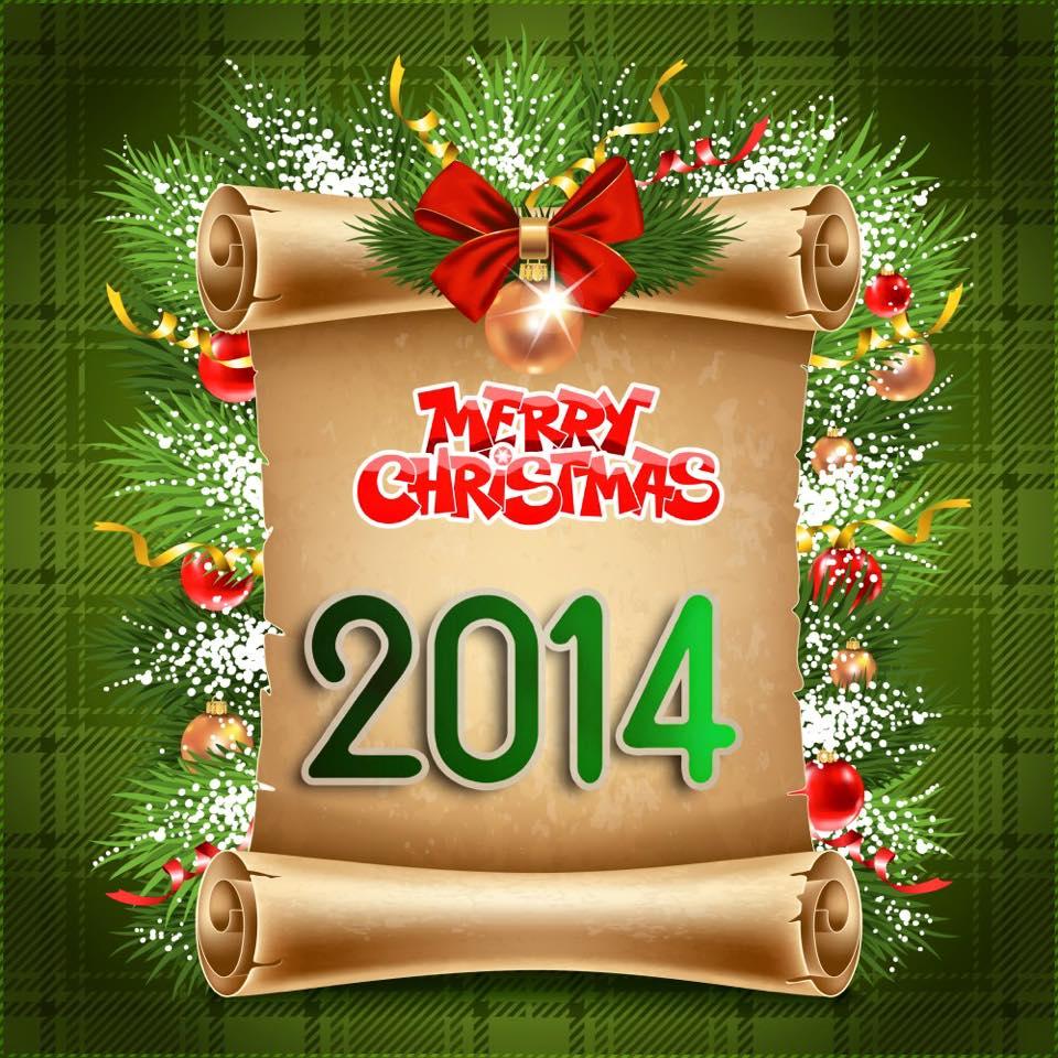 A Very Merry Borik�n Christmas: Merry Christmas