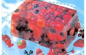 A terrine of summer fruits from Delia's Summer Collection